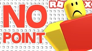 4 pointless roblox gamemodes