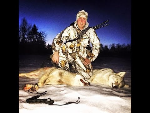 "NBCH - Eastern Coyote Hunting - ""SNOW MOON"""
