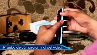 HTC Desire 626s Unboxing y Análisis Previo (Español)