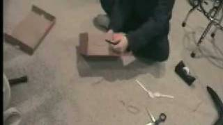 How To Make A Shoebox Catapult