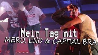kreischalarm: MERO & CAPITAL bringen Fans zum durchdrehen | MERO spricht über seine Rekorde !