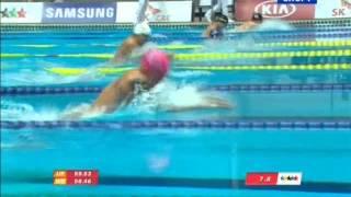 Универсиада - 2015. Плавание. ФИНАЛ - Муж. 100 м Брасс