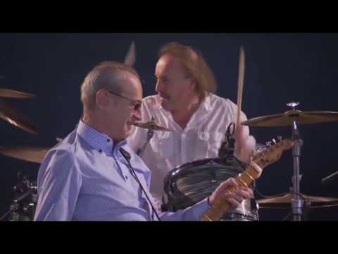 Status Quo-Jamming at Shepperton Studios