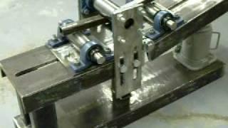 Homemade Metal Bender.MOV