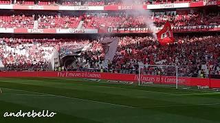 REAÇÕES NA LUZ 1º GOLO MARÍTIMO! (não percebi logo... :S) Benfica x Moreirense