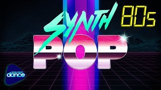SYNTH POP 80's. Retro Wave. The 80's Dream. Euro Disco Hits. Back to 80's.