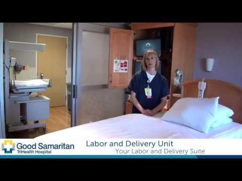 Video Tour: Delivering Your Baby at Good Samaritan Hospital