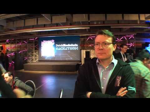 """Special Envoy @constantijn14 on """"reinventing the operating system of society"""" #dbh17"""