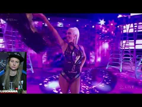 WWE Smackdown 5/22/18 Lana Entrance