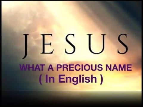 JESUS - MÚSICA EM INGLÊS COM LEGENDA