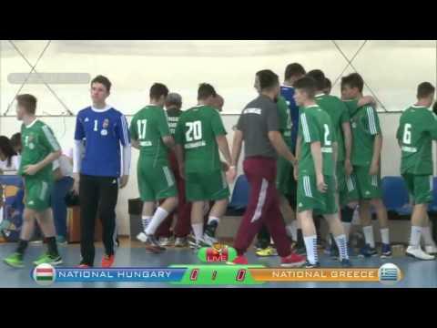 HUNGARY-GREECE 23-15