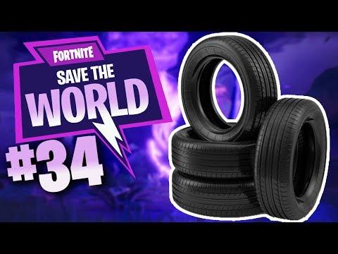 Fortnite: Save The Word | BUILDING SUPERHERO ARMOR | Ep 34 (Fortnite PVE Zombies)