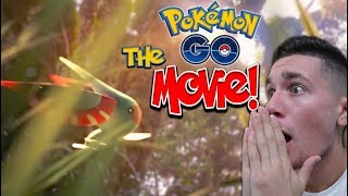 REACTING to the POKÉMON GO