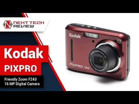 Kodak PIXPRO Friendly Zoom FZ43 16 MP Digital Camera Product