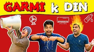 GARMI K DIN | The Half-Ticket Shows