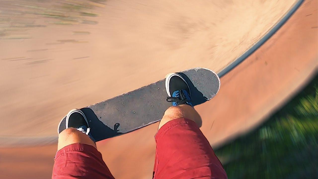 Skateboarding Progression Video #5