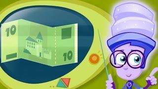 Фиксики - Фикси-советы. Как делают деньги (новая серия Деньги)  Fixiki