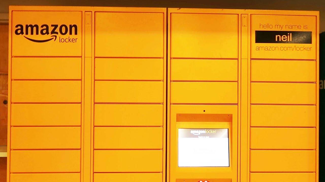 Amazon locker image