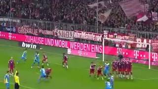 Video Gol Pertandingan FC Bayern Munchen vs FC Koln