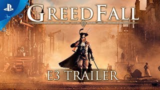 GreedFall – E3 2018 Trailer | PS4
