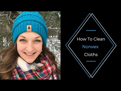 How To Clean Norwex Cloths