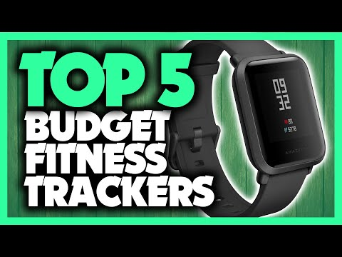 Best Budget Fitness Trackers in 2020 [Top 5 Picks]