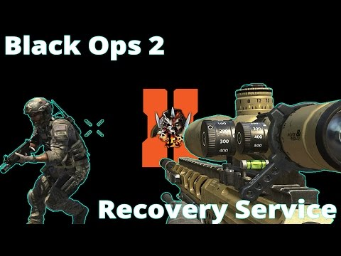 Black Ops 2 Recovery Service