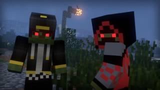 Зомби Апокалипсис ВСЕ ЧАСТИ Minecraft Анимация
