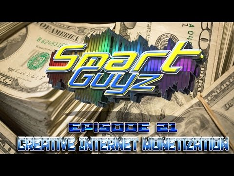 Smart Guyz Ep. 21: Creative Internet Commerce