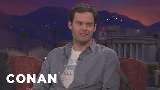 Bill Hader Is A Bad Actor In