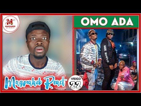 Magraheb Reacts to Medikal 'Omo Ada' Video with Shatta Wale & Fella Makafui
