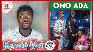 Magraheb Reacts to Medikal 'Omo Ada' Video with Shatta Wale & Fella Makafui