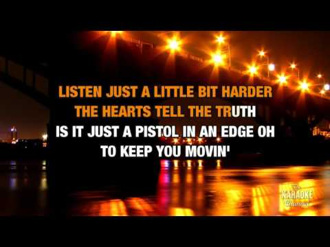 If Only in the style of K.T. Tunstall | Karaoke with Lyrics