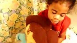 Jaylah Takes Dora To The Potty