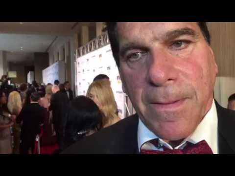"Lou Ferrigno Talks ""Instant Death"" Movie - Night Of 100 Stars Oscars Party #Oscars #NightOf100"