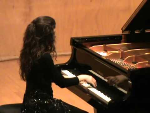 Irene Veneziano plays Schubert/Liszt: Ständchen