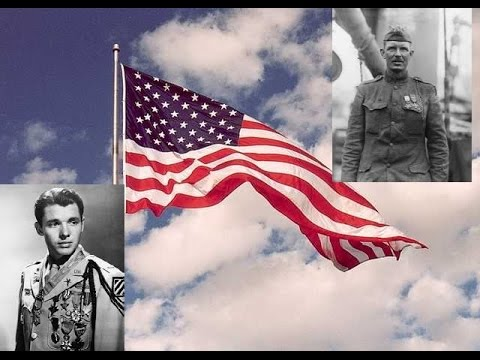 Who were Sergeant Alvin C. York & Audie L. Murphy really?