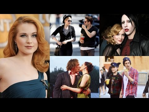 Boys and Girls Evan Rachel Wood Dated ! (Westworld - Dolores)