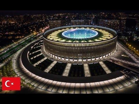 Turkler Dunyanin En Luks Stadini Yapti Full Hd Youtube