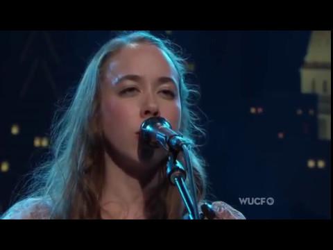 Sarah Jarosz - Kathy's Song (November 10, 2013)