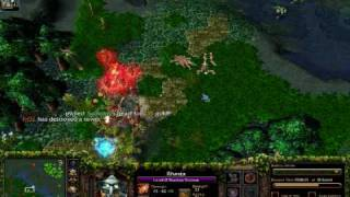 cheats on single player game in warcraft iii frozen throne