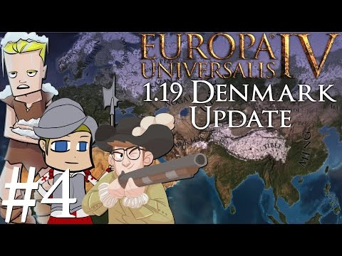 Europa Universalis 4   Denmark 1.19 patch   Part 4   Victory