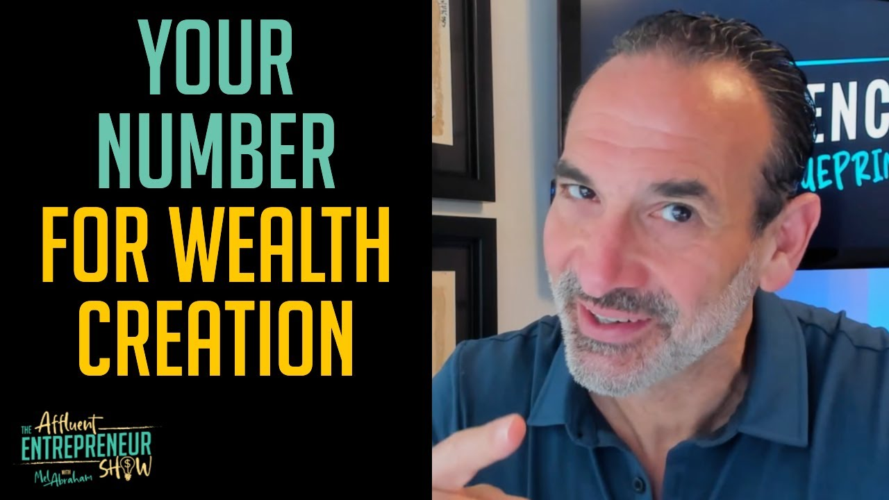 TAE 008   Your Number For Wealth Creation