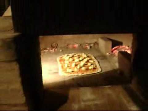 Pizza al horno de barro youtube - Como hacer pizza en horno de lena ...