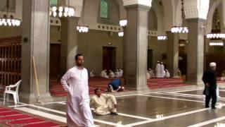 Madinah - Inside Masjid Quba