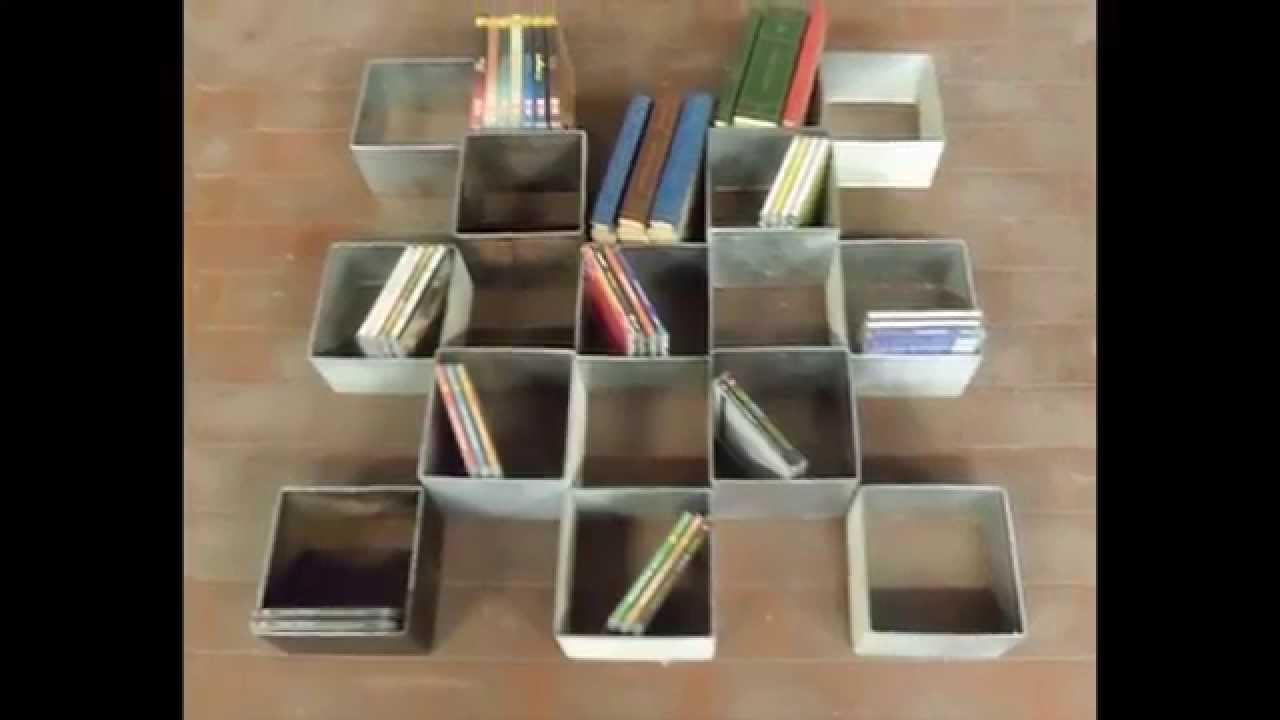 Consolle Etagere Libreria . Martelli Ferro Battuto - YouTube