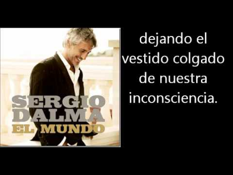 sergio dalma el jard n prohibido letra lyrics youtube