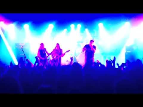 Manilla Road - Crystal Logic - Live Evil 2014