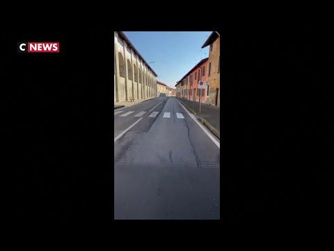 Coronavirus : L'Italie Confinée
