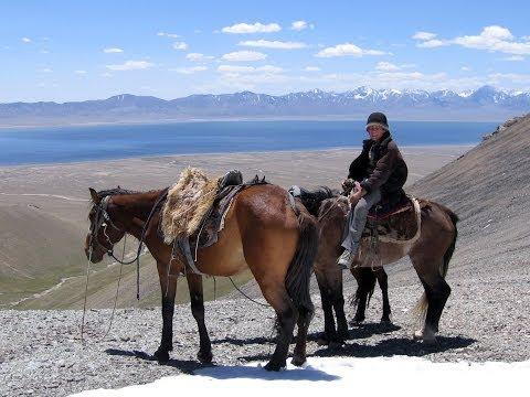 KYRGYZSTAN - Trekking At Bashi Range - juin 2006